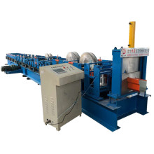 Rain gutter cold automatic roll forming machine