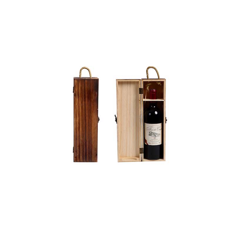 Alcohol Packaging Wooden Box