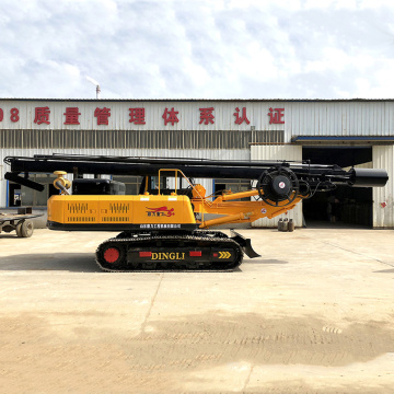 Hydraulic Auger Bore Piling Rig Machine
