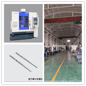 High Speed Electrode Three-shaft Engraving Machine
