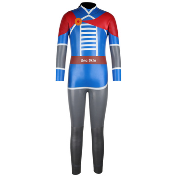 Seaskin Kids 3/2mm Smooth Skin Full Wetsuit