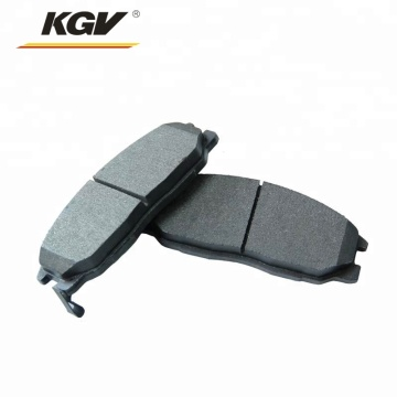 Best Brand Brake Pads for Ssangyong Actyon