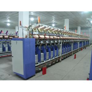 Direct Cabling two-for-one twisting machine