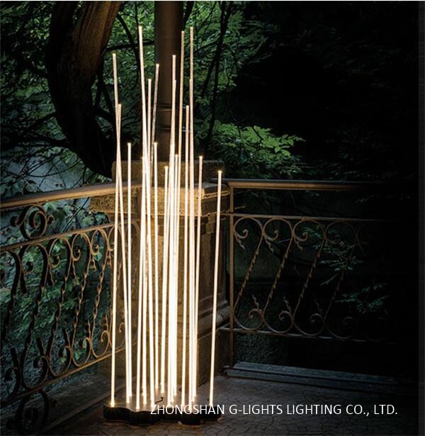 led acrylic stick decorative lighting