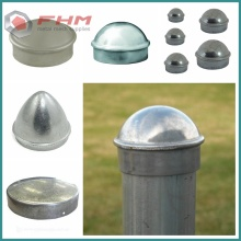 Professional Design for Deck Post Caps Fence Post Cap for Round Post export to Italy Wholesale