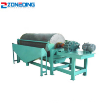 High Grade Mineral Wet Permanent Drum Magnetic Separator