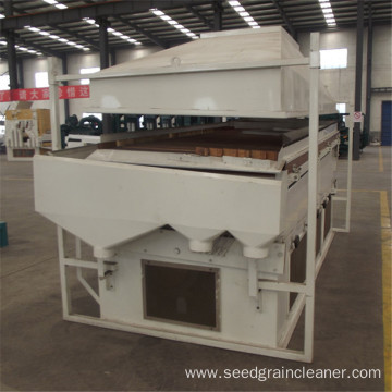 Hemp Lentil Seeds Vibration Cleaning Separator Machine