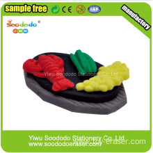 Stationery Eraser Food Erasers For School