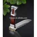 High Quality Bolster Pakka Wood Handle Pocket Knife