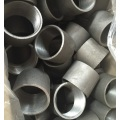 Carbon Steel Pipe Socket Black