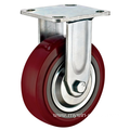 4'' Heavy Duty PU Industrial Caster with PP Core
