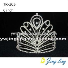 Wholesale cheap pageant crowns beauty tiaras