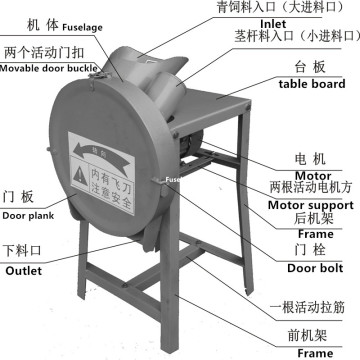 Radish/ fodder cutter machine  price