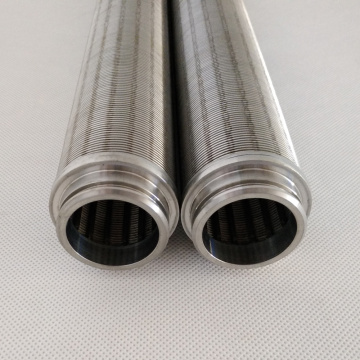 Stainless Steel Wedge Wire Screen Type Filter