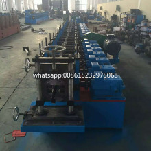 ODM for Solar Tail Box Rack Machine Mounting Rack Roll Former Series Forming Machine supply to Guatemala Importers