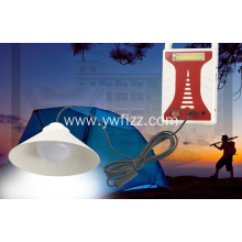 Factory best selling for Soft Solar Camp Lights Solar Multifunctional Lighting System LED Lights supply to Bahrain Factories