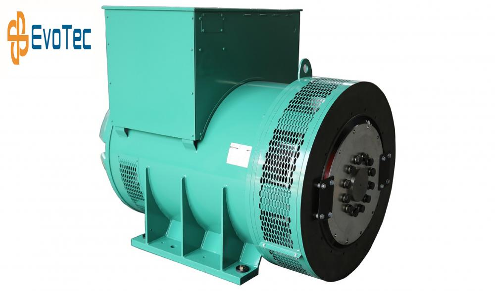 Three Phase Industrial Alternator