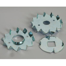 China for Metal Doggie Tooth Washers Steel Stamped fastener washers supply to United Arab Emirates Manufacturer