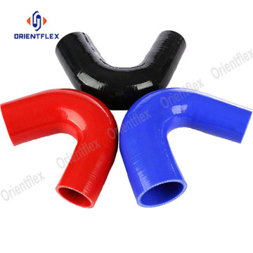 45 Degree Elbow Reducing Silicone Hose