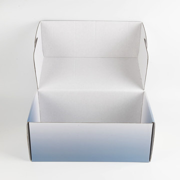 Custom Corrugated Carton Gift Packing Box