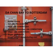 China for Supply Sea Freight To Europe,Sea Freight To Mediterranean,Ocean Freight To Europe,Ocean Freight To Mediterranean to Your Requirements Shenzhen Da Chan Bay Sea Freight to Netherlands Rotterdam export to France Manufacturer