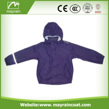 PU Raincoat for Girls and Boys