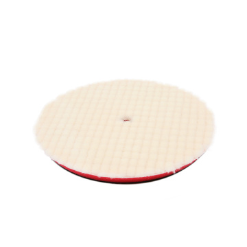 6inch wool buffer pads for car polishers