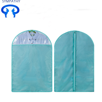 Custom washable overcoat suit dust cover cloth
