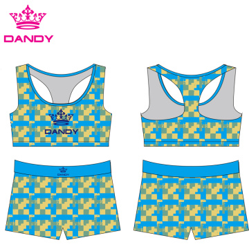 China for Black Yoga Shorts sublimated spandex yoga shorts women export to Turkey Exporter