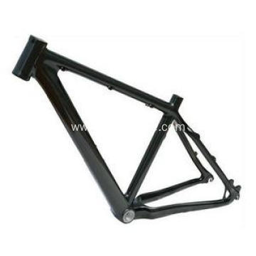 High Quality Black Bicycle Frame