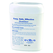 Evolis A5004 Lint-Free Cleaning Wipes