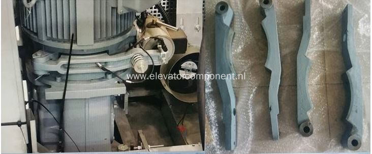 Brake Arm for ThyssenKrupp Escalator Machine