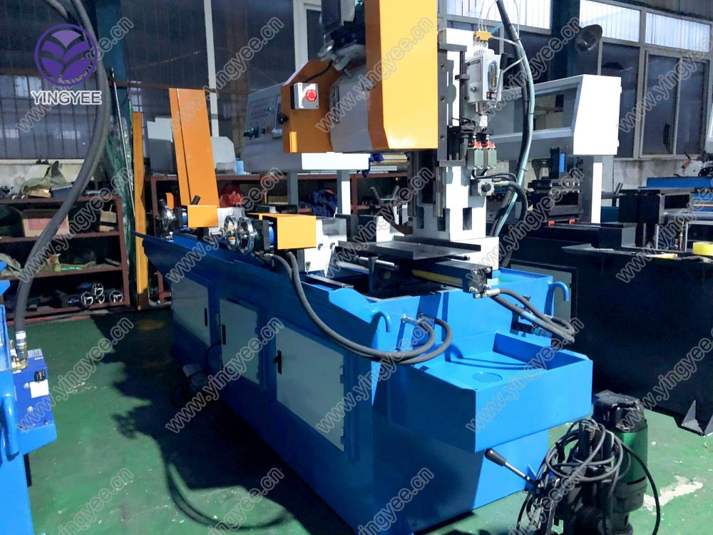 Auto Metal Pipe Cutting Machine From Yingyee003
