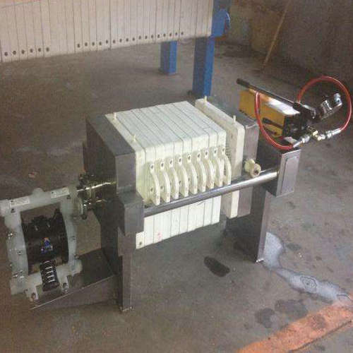 Casting Chamber Filter Press