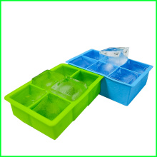 Factory Price for Round Ice Cube Trays BPA Free Square Silicone Custom Ice Cube Tray supply to Niger Factory
