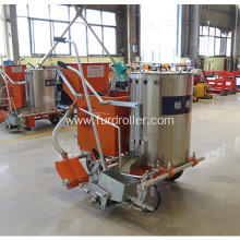 Handheld Marking Line Thermoplastic Paint Road Machine