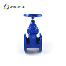 JKTLCG041 manual slide carbon steel irrigation gate valve