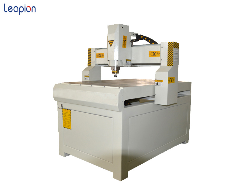 Mini desktop cnc router 6090 engraving machine