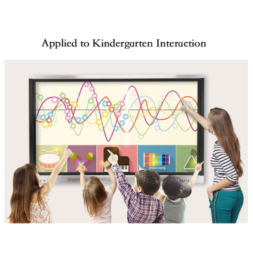 86 inches Education Smart Interactive Board