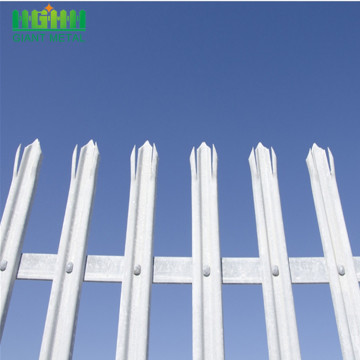 Modern Style Cheap Palisade fence panels wholesale