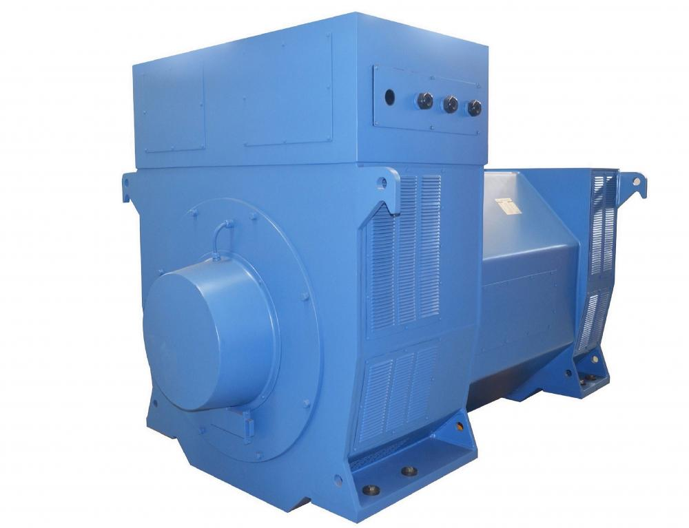 Blue Color 10500V Electric Power Generator