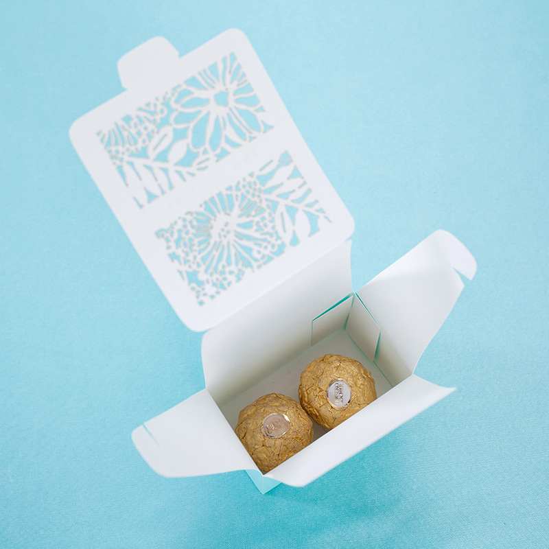Luxury candy packaging box