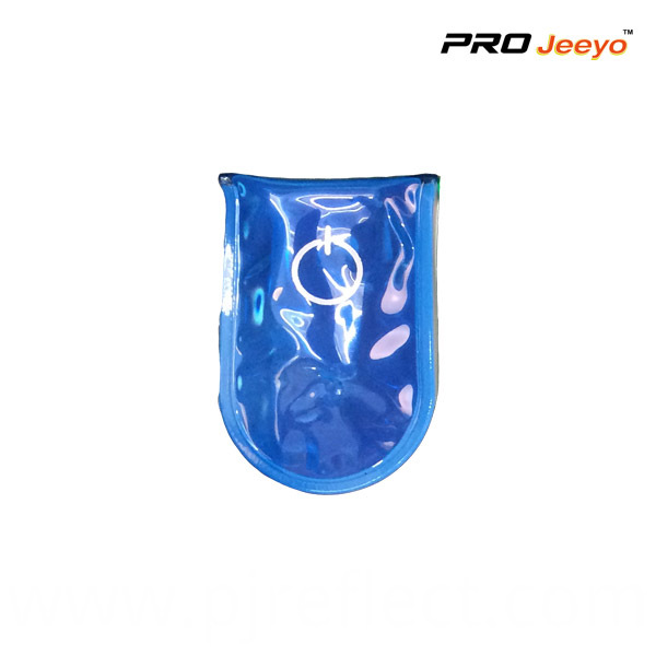 Blue Led Light Magnetic Clip For BagsCJ-PVC004