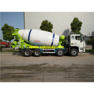 14cbm 8x4 SINOTRUK Cement Mixer Trucks
