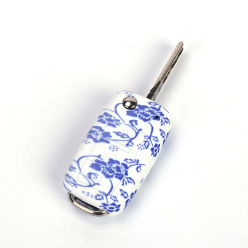 New Design Volkswagen beetle silicone key cover