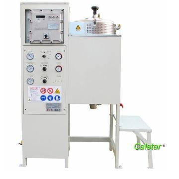 Intelligent solvent recovery machine in Dallas