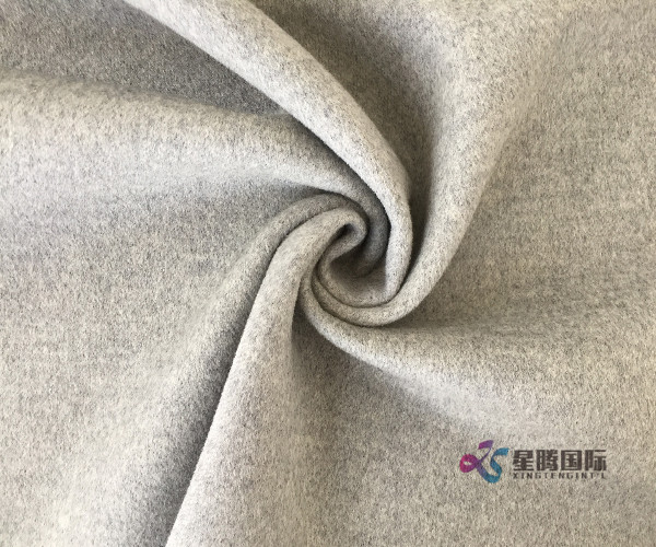 90% Wool And 10% Nylon Fabric
