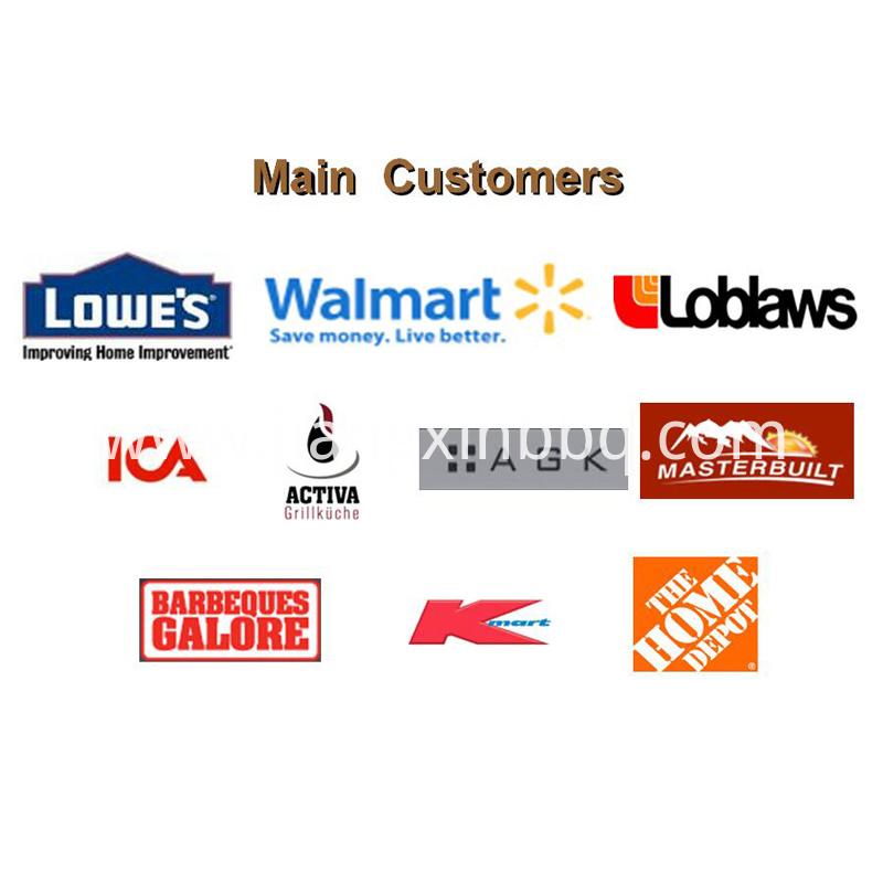 Main Customers