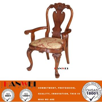 Classic Wood Dining Desk Chair
