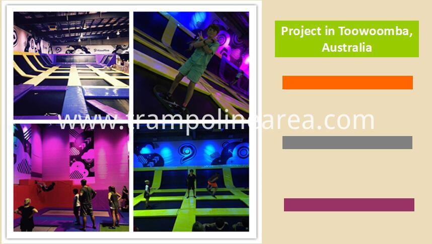 Projects of inside trampoline for Sale